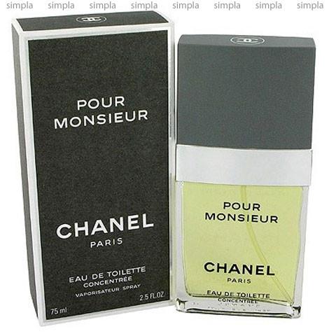 Chanel Pour Monsieur туалетная вода объем 100 мл Тестер (ОРИГИНАЛ)