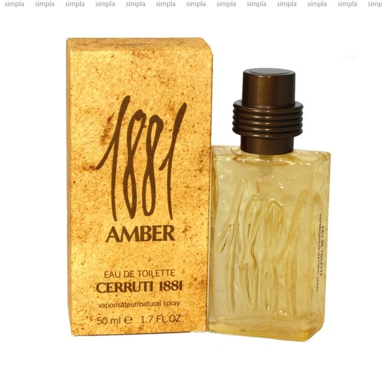 Cerruti 1881 Amber туалетная вода объем 100 мл (ОРИГИНАЛ)