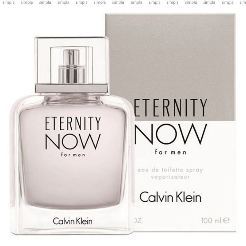 Calvin Klein Eternity Now Man туалетная вода объем 50 мл (ОРИГИНАЛ)