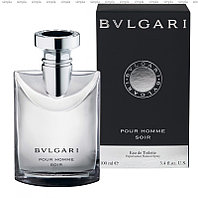 Bvlgari Soir pour Homme туалетная вода объем 100 мл (ОРИГИНАЛ)