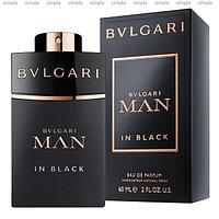 Bvlgari Man In Black парфюмированная вода объем 60 мл (ОРИГИНАЛ)