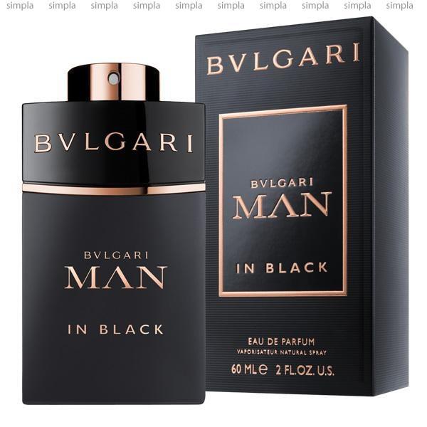 Bvlgari Man In Black парфюмированная вода объем 100 мл Тестер (ОРИГИНАЛ)