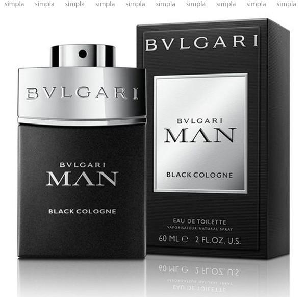 Bvlgari Man Black Cologne туалетная вода объем 30 мл (ОРИГИНАЛ)