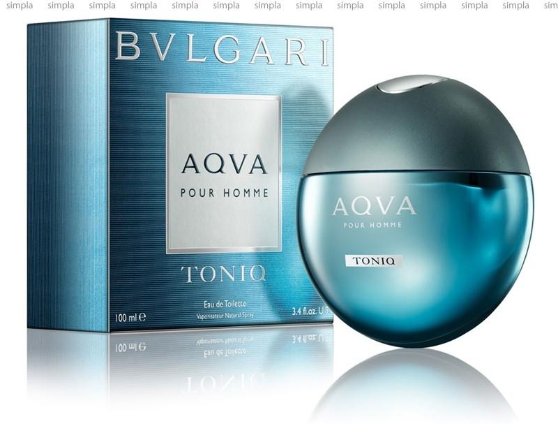 Bvlgari Aqva Pour Homme Toniq туалетная вода объем 50 мл (ОРИГИНАЛ)