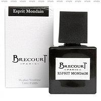 Brecourt Esprit Mondain парфюмированная вода объем 5 мл (ОРИГИНАЛ)