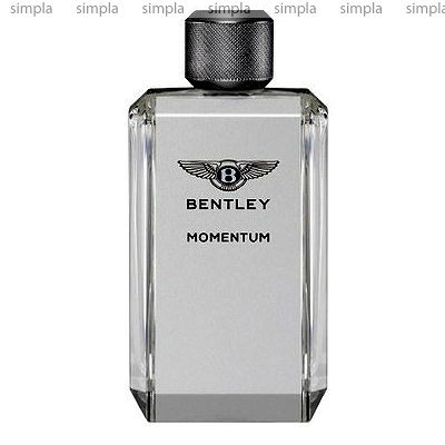 Bentley Momentum туалетная вода объем 100 мл (ОРИГИНАЛ)