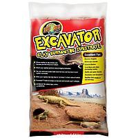 Глиняный субстрат Excavator Clay Burrowing для террариума 9кг Zoo Med арт.XR-20