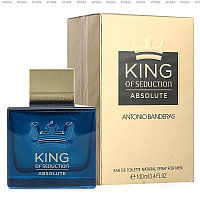 Antonio Banderas King of Seduction Absolute туалетная вода объем 50 мл (ОРИГИНАЛ)