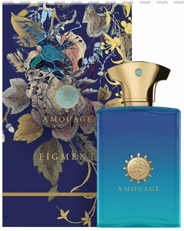 Amouage Figment Men парфюмированная вода объем 100 мл (ОРИГИНАЛ)