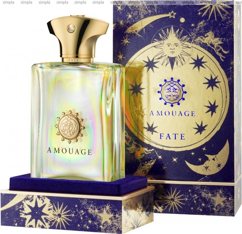 Amouage Fate Man парфюмированная вода объем 100 мл (ОРИГИНАЛ)