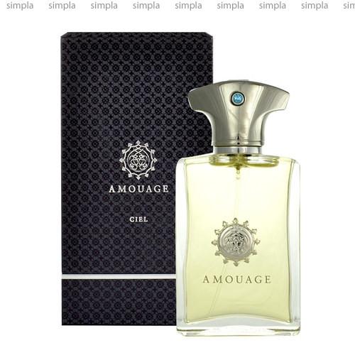 Amouage Ciel Man парфюмированная вода объем 100 мл тестер (ОРИГИНАЛ)