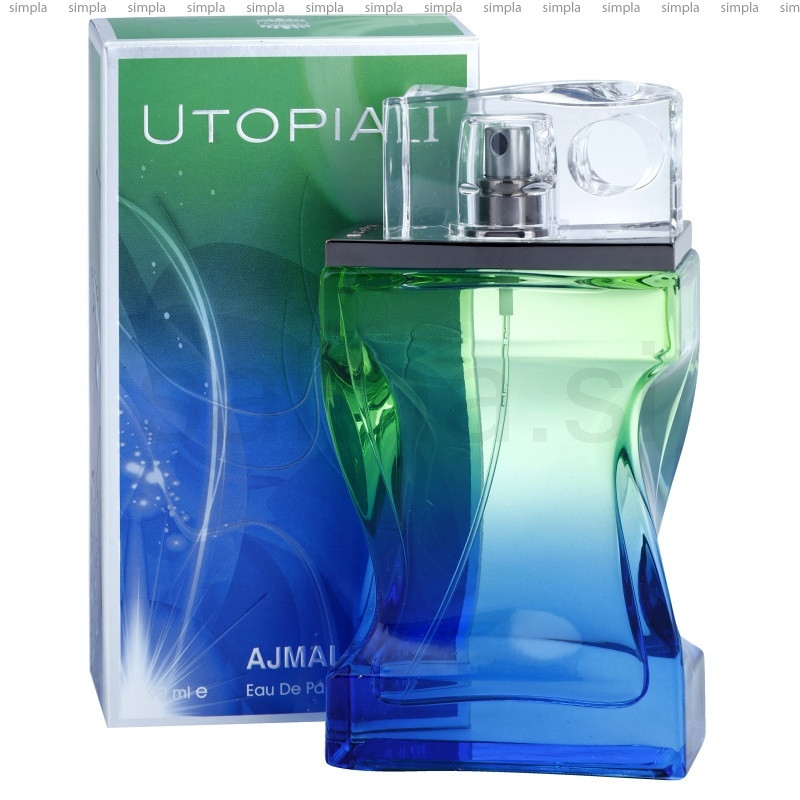 Ajmal Utopia II парфюмированная вода объем 90 мл (ОРИГИНАЛ)