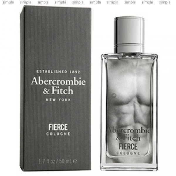 Abercrombie & Fitch Fierce одеколон объем 100 мл (ОРИГИНАЛ)