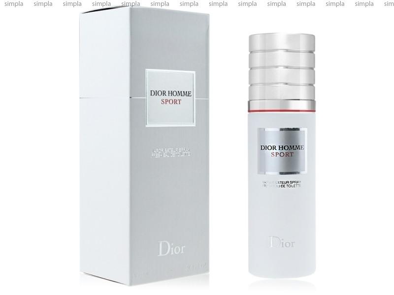 Christian Dior Homme Sport Very Cool Spray туалетная вода объем 100 мл (ОРИГИНАЛ)