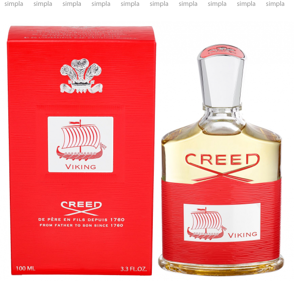 Creed Viking парфюмированная вода объем 2 мл (ОРИГИНАЛ)