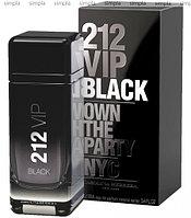 Carolina Herrera 212 VIP Black парфюмированная вода объем 50 мл (ОРИГИНАЛ)