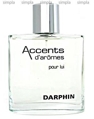 Darphin Accents d'Aromes Pour Lui туалетная вода объем 75 мл тестер (ОРИГИНАЛ)