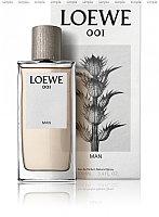 Loewe 001 Man парфюмированная вода объем 100 мл тестер (ОРИГИНАЛ)