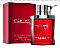 Myrurgia Yacht Man Red туалетная вода объем 100 мл (ОРИГИНАЛ)