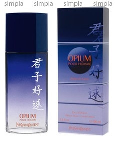 Yves Saint Laurent Opium Pour Homme Poesie de Chine туалетная вода объем 50 мл тестер (ОРИГИНАЛ)