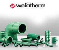 Трубы систем отопления и водос...