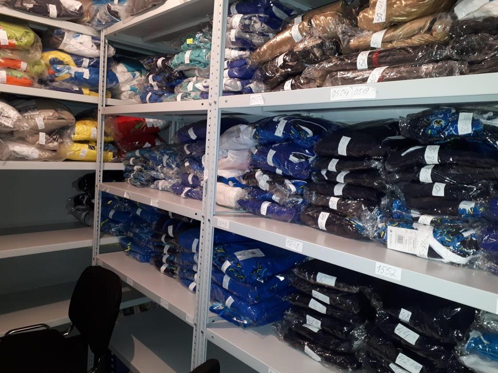 Магазин спортивной одежды ZIBRO, филиал в Актау