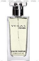 Vegas Men парфюмированная вода объем 100 мл тестер (ОРИГИНАЛ)