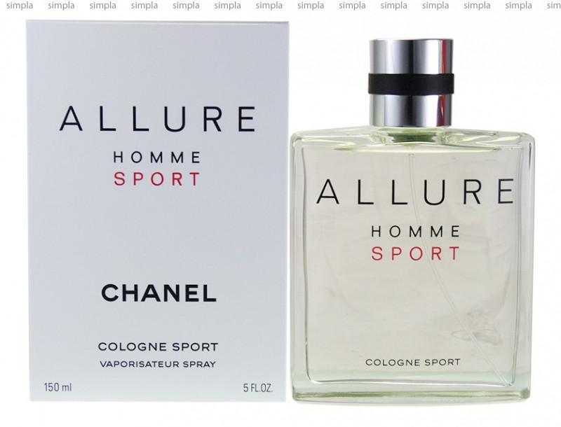 Chanel Allure Homme Sport Cologne туалетная вода объем 2 мл (ОРИГИНАЛ)