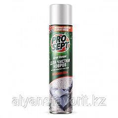 Carpet Shampoo - активная пена для чистки ковров и мягкой мебели. 400 мл.аэрозоль. РФ