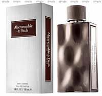 Abercrombie & Fitch First Instinct Extreme парфюмированная вода объем 100 мл тестер (ОРИГИНАЛ)