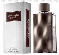 Abercrombie & Fitch First Instinct Extreme парфюмированная вода объем 100 мл (ОРИГИНАЛ)