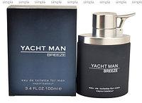 Myrurgia Yacht Man Breeze туалетная вода объем 100 мл (ОРИГИНАЛ)