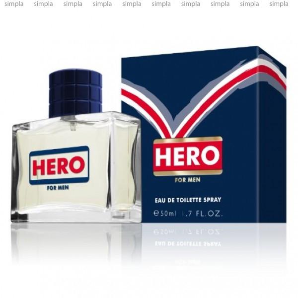Hero For Men туалетная вода объем 100 мл (ОРИГИНАЛ)