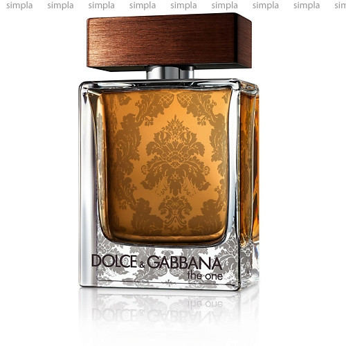 Dolce & Gabbana The One Baroque For Men туалетная вода объем 50 мл тестер (ОРИГИНАЛ)