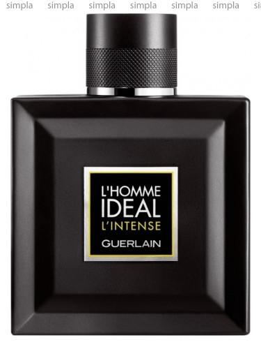 Guerlain L`Homme Ideal L'Intense парфюмированная вода объем 100 мл тестер (ОРИГИНАЛ)