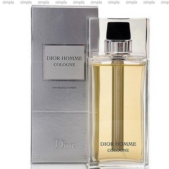 Christian Dior Homme Cologne 2007 одеколон объем 125 мл тестер (ОРИГИНАЛ)