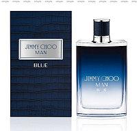 Jimmy Choo Man Blue туалетная вода объем 100 мл тестер (ОРИГИНАЛ)