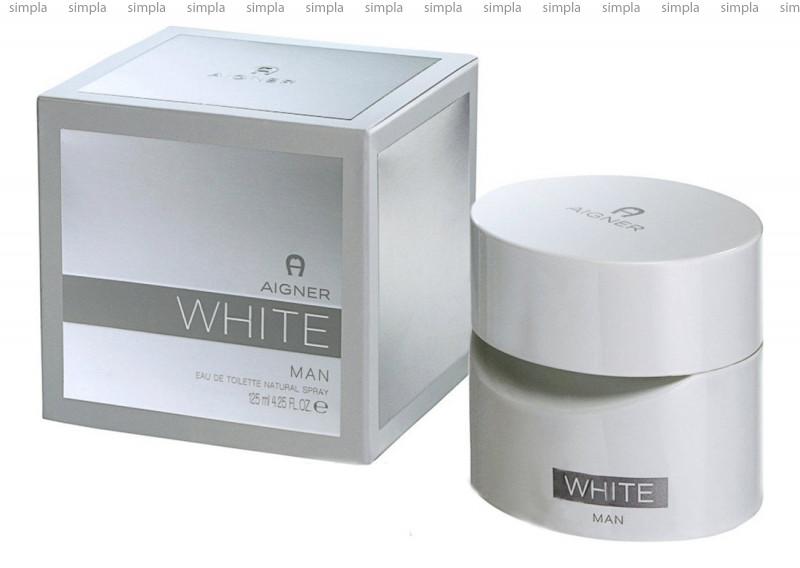 Aigner White Man туалетная вода объем 125 мл (ОРИГИНАЛ)
