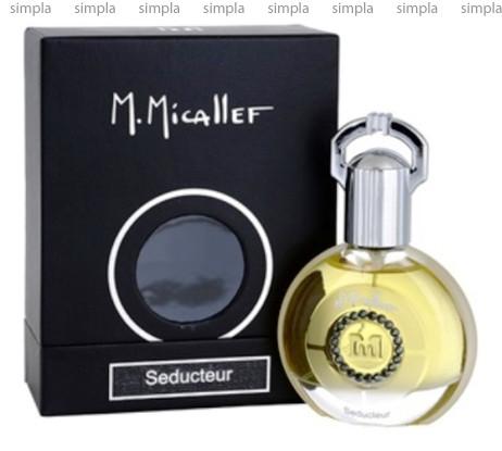 M. Micallef Le Seducteur парфюмированная вода объем 30 мл (ОРИГИНАЛ)