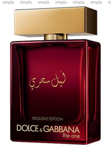 Dolce & Gabbana The One Mysterious Night парфюмированная вода объем 100 мл тестер (ОРИГИНАЛ)
