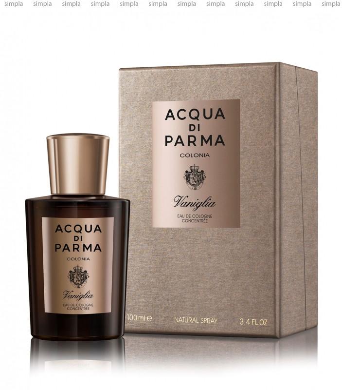 Acqua Di Parma Colonia Vaniglia одеколон объем 100 мл (ОРИГИНАЛ)