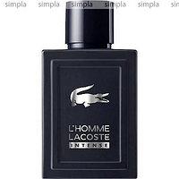 Lacoste L`Homme Intense туалетная вода объем 50 мл (ОРИГИНАЛ)