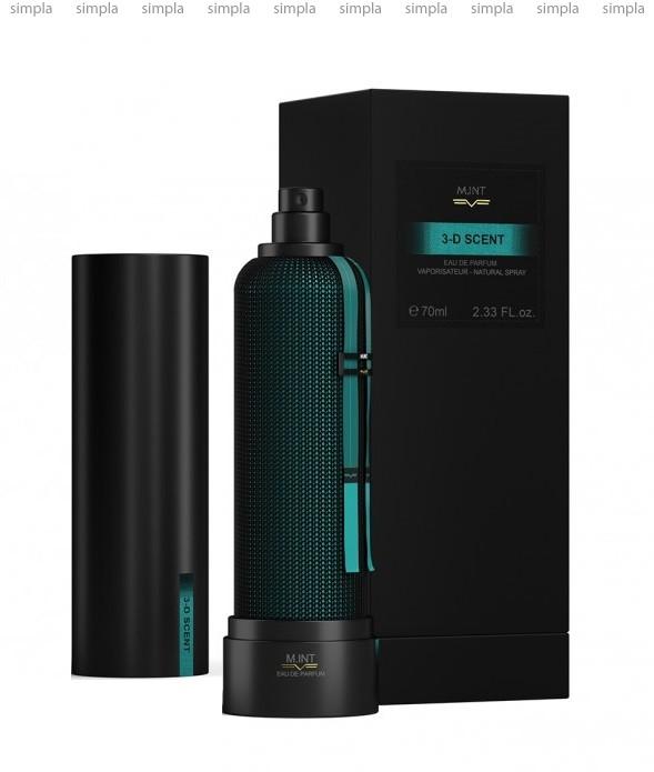 M.INT 3-D Scent парфюмированная вода объем 70 мл тестер (ОРИГИНАЛ)