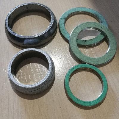Кольцо глушителя (графитовое, металлоасбест)