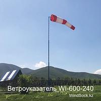 Ветроуказатель с мачтой WI-600-240