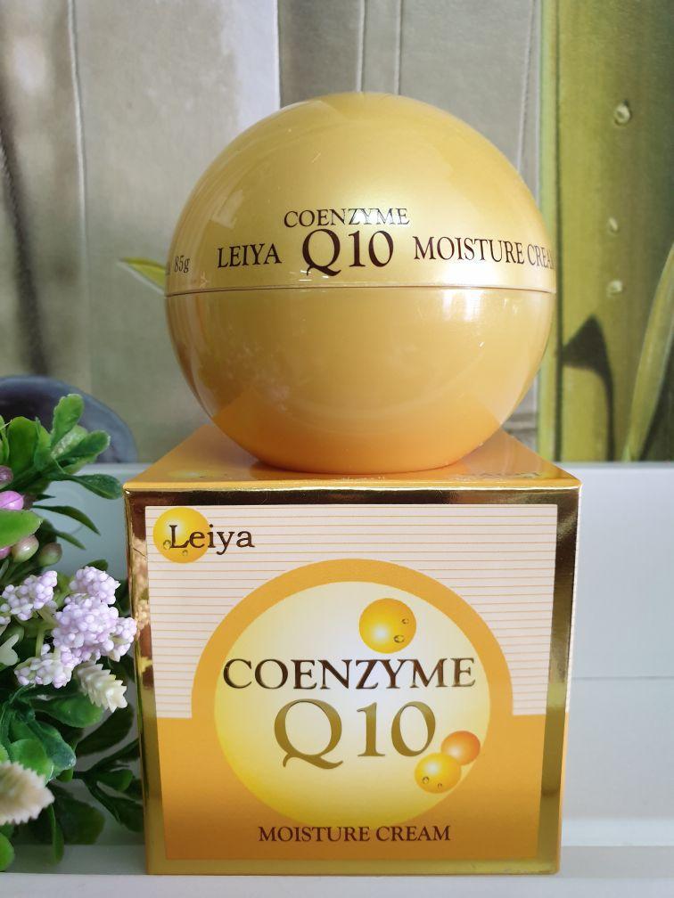 Крем для лица увлажняющий Leiya Q10 85 ml.