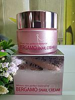 Крем для лица Bergamo Snail Cream 24 hours 50g.
