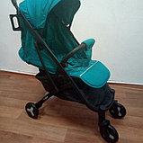 Коляска Mstar (Baby Grace) Бирюза, фото 2