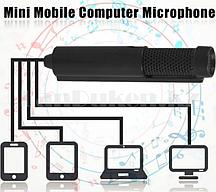 Мини конденсаторный универсальный  микрофон SF-555