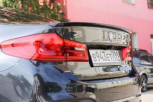 Спойлер BMW 5 серии, кузов G30, Оригинал стиль М-Perfomance